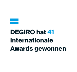 Degiro Awards